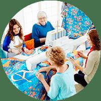 Kursy szycia dla osób starszych 50+